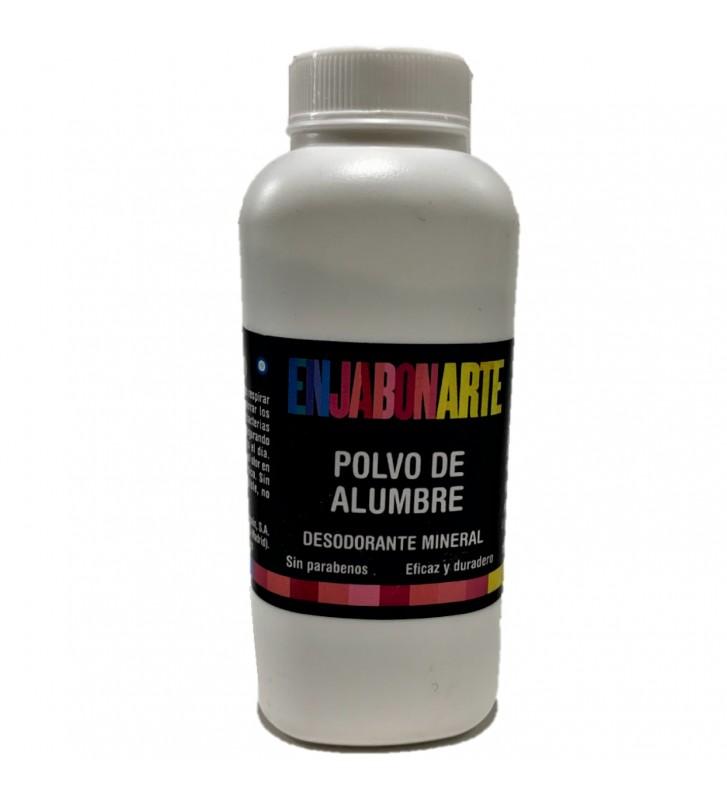 Desodorante Polvo de Alumbre