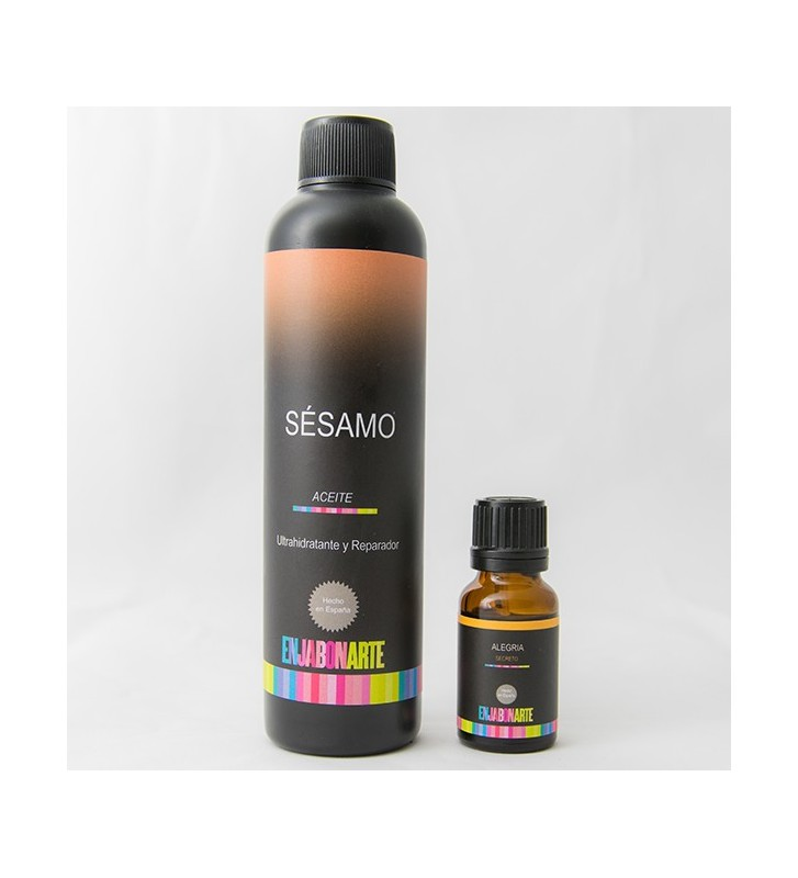 Pack Aceite Sésamo + Secreto Alegría