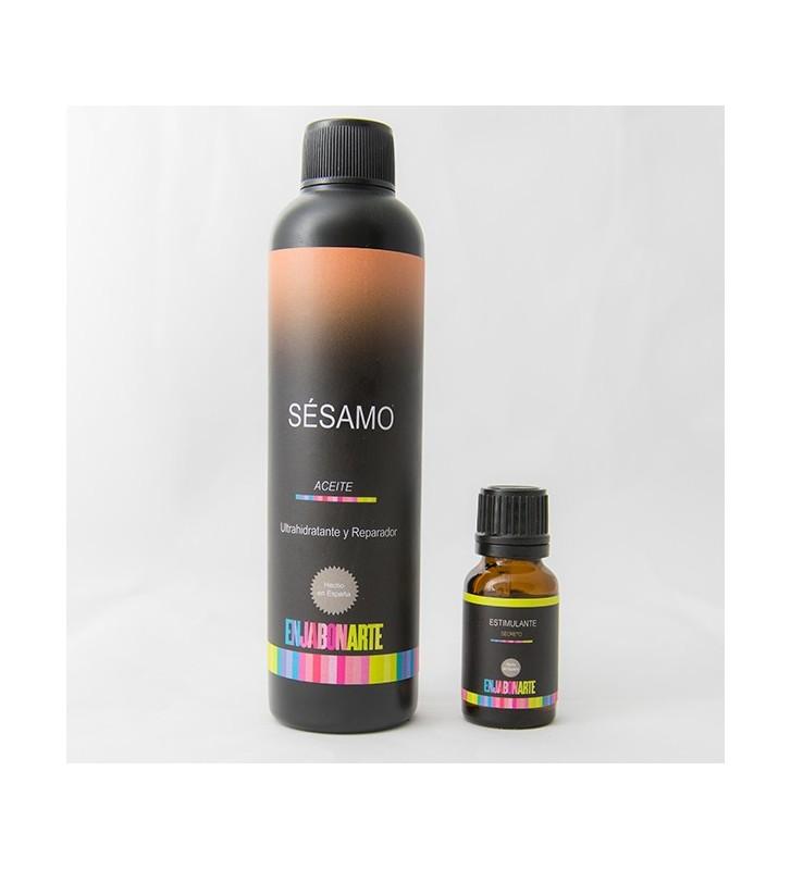 Pack Aceite Sésamo + Secreto Estimulante