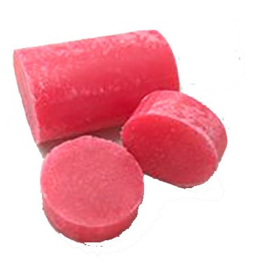 Jabón con esponja de Fresa