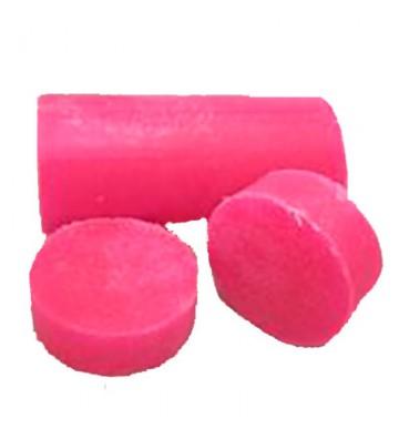 Jabon con esponja de Rosa Mosqueta