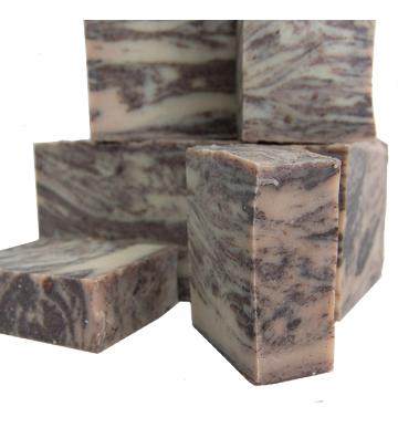 Jabón exfoliante Bammva