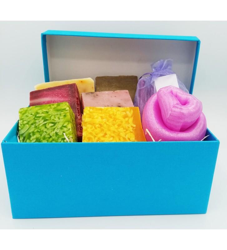 caja regalo color