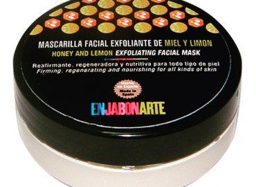 mascarilla facial natural