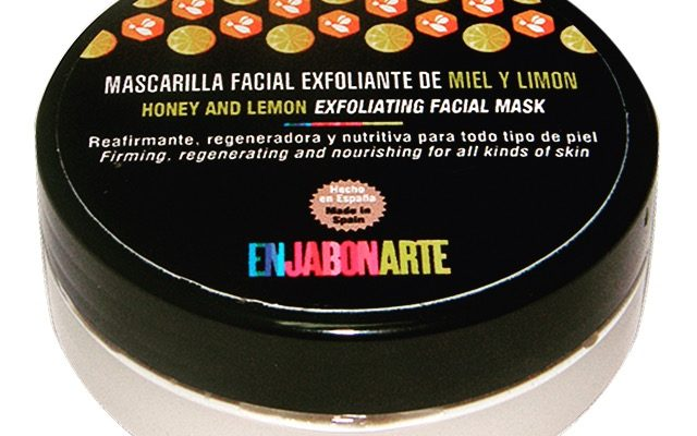 mascarilla facial natural